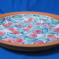 Large Cherries Platter                                      15