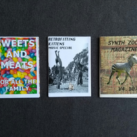 Mini zines - Bundle A