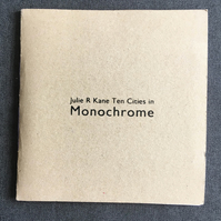 Ten Cities in Monochrome - photography book