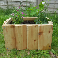 Handmade Good Quality Wooden Planter