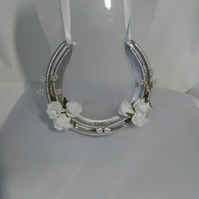 Aluminium Decorated Horseshoe