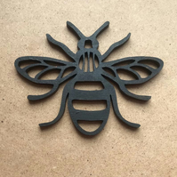 Hanging MDF Manchester Working Bee