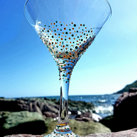 Gill's Cocktail Glass 'The Dot'