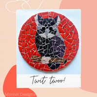 Owl Mosaic Kit