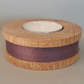 mauve tealight holder