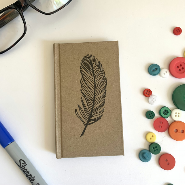 Feather Pocket Book
