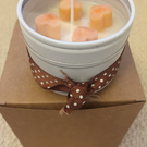 Eco Soya Wax Small Candle. Choose any scent. Lovely Gift