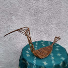 willow bird basket