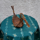 Willow duck basket