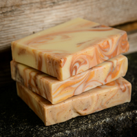 The Four Bandits,  handmade natural soap with antibacterial essential oils