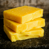 Carrot & Sweet Orange handmade soap