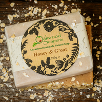 Honey and Goat's milk Soap