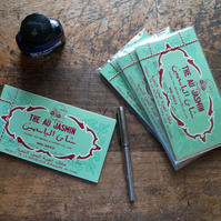 Handmade notebook Tea-lovers