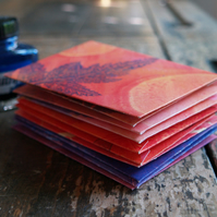 Handmade envelopes x 10