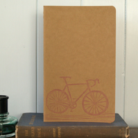 Moleskine Notebook for Bicycle lovers!