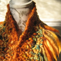Golden Fleece Scarf