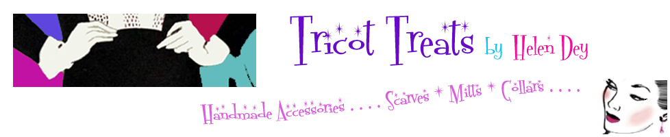 Tricot Treats by Helen Dey
