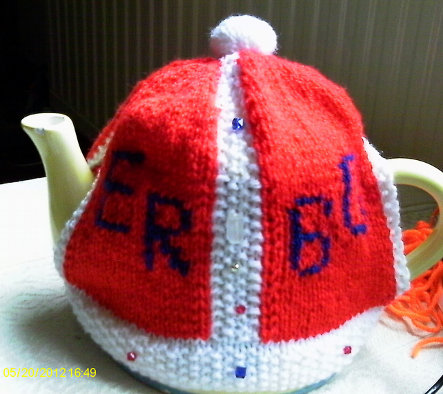 Queen's Jubilee Teacosy