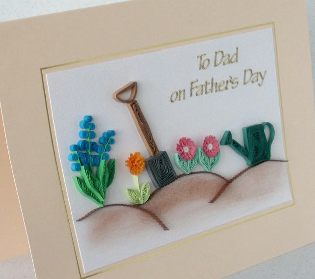cards browse more items in father s day quilling father s day card