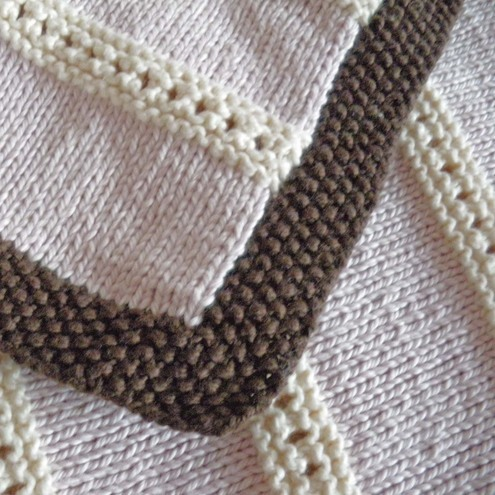 How to Finger Knit a Blanket | eHow
