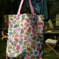 Pretty Birdie - Tote shopper