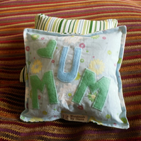 Mum - Little Cushion