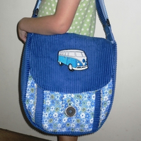 MASSIVE SALE - Camper Van Shoulder Bag