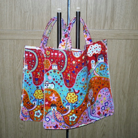 Little Bag - Alexander Henry Fabric