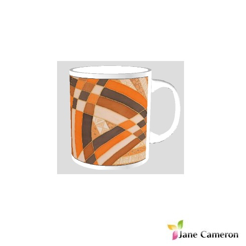 Chroma Mug - D - Orange - Music