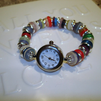 Button Watch SALE