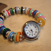Button Watch