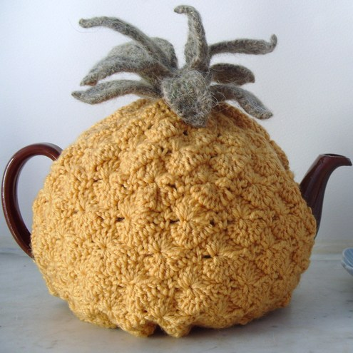 Pineapple Tea Cosy
