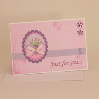 Any occasion greetings card