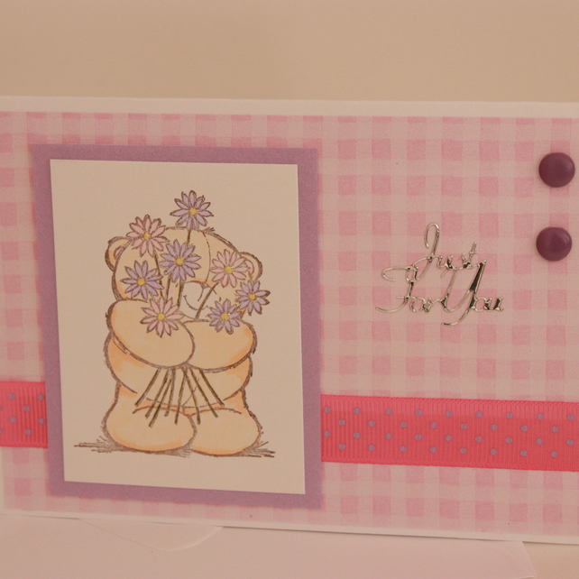 Any occasion greetings card - now reduced