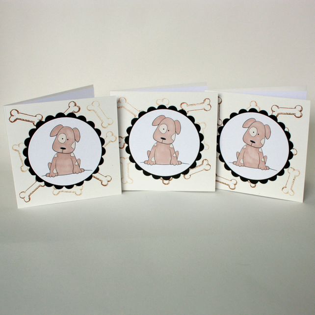 Dog Notecards - now reduced