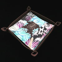 Butterfly Patchwork Coaster Set