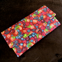 Fabric Purse - Very Berry