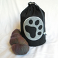 Paw Print Embroidered Project Bag