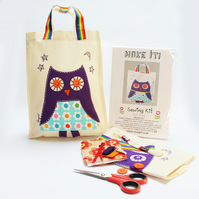 Decorate an Owl bag