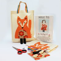 Decorate a Fox bag