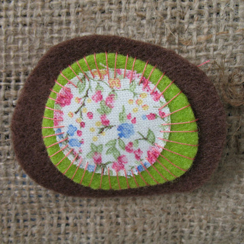 Make your own brooch craft kit