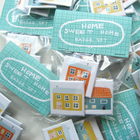 Home Sweet Home Badge Set