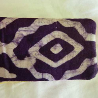 Oyster/travel card holder in African print fabric - from Sophie Kingo
