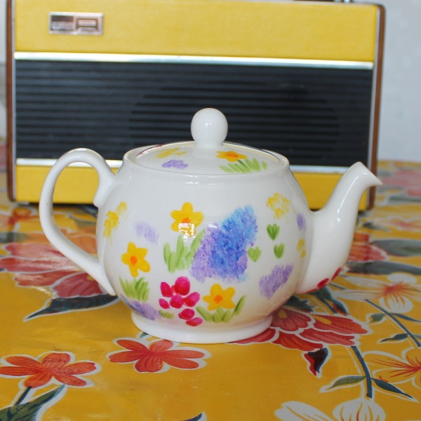 Meadow 2 cup teapot