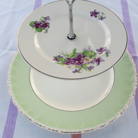 Green Cakestand