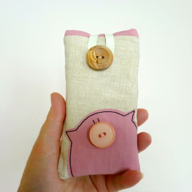 Pig Iphone 4 Case SALE