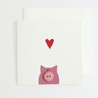 Little Piggy Gift Card