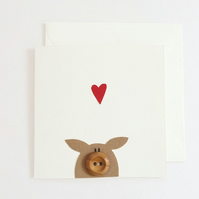 Little Cow Gift Card