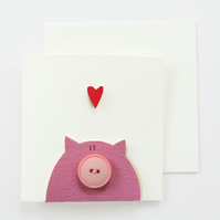 Pig Gift Card