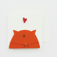 Cat Gift Card